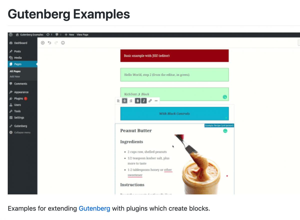 Gutenberg カスタムブロックをプラグインで実装する例 Gutenberg Examples を国際化する